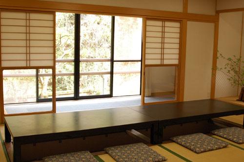 京都美山 料理旅館 枕川楼の部屋画像