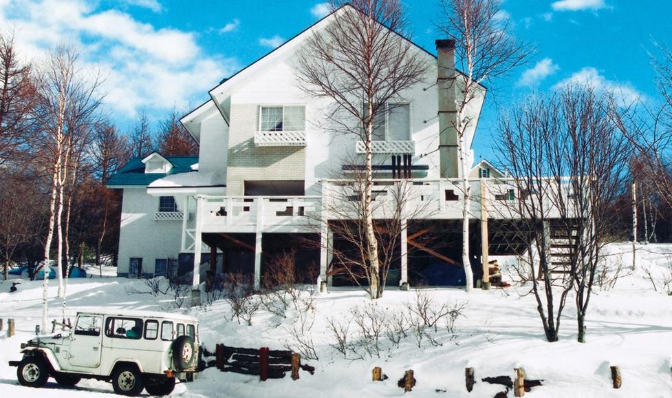 菅原高原 ペンション&レストラン HIROSTRADAの施設画像