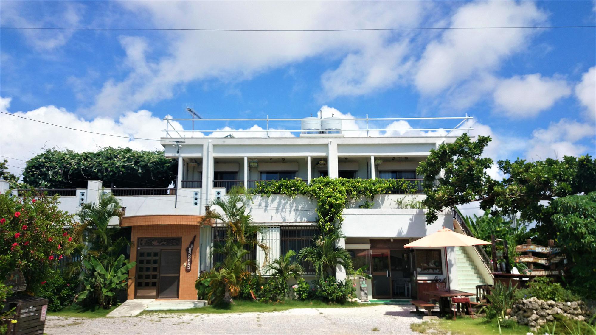 白保フレンドハウス <石垣島>の外観