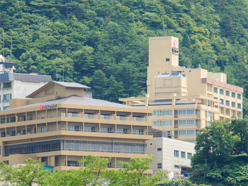鳴子温泉 名湯の宿 鳴子ホテル その1