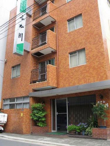 ファミリーホテル ふか川