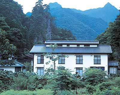 野栗沢温泉 すりばち荘
