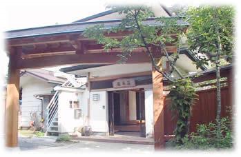 藤本荘の外観