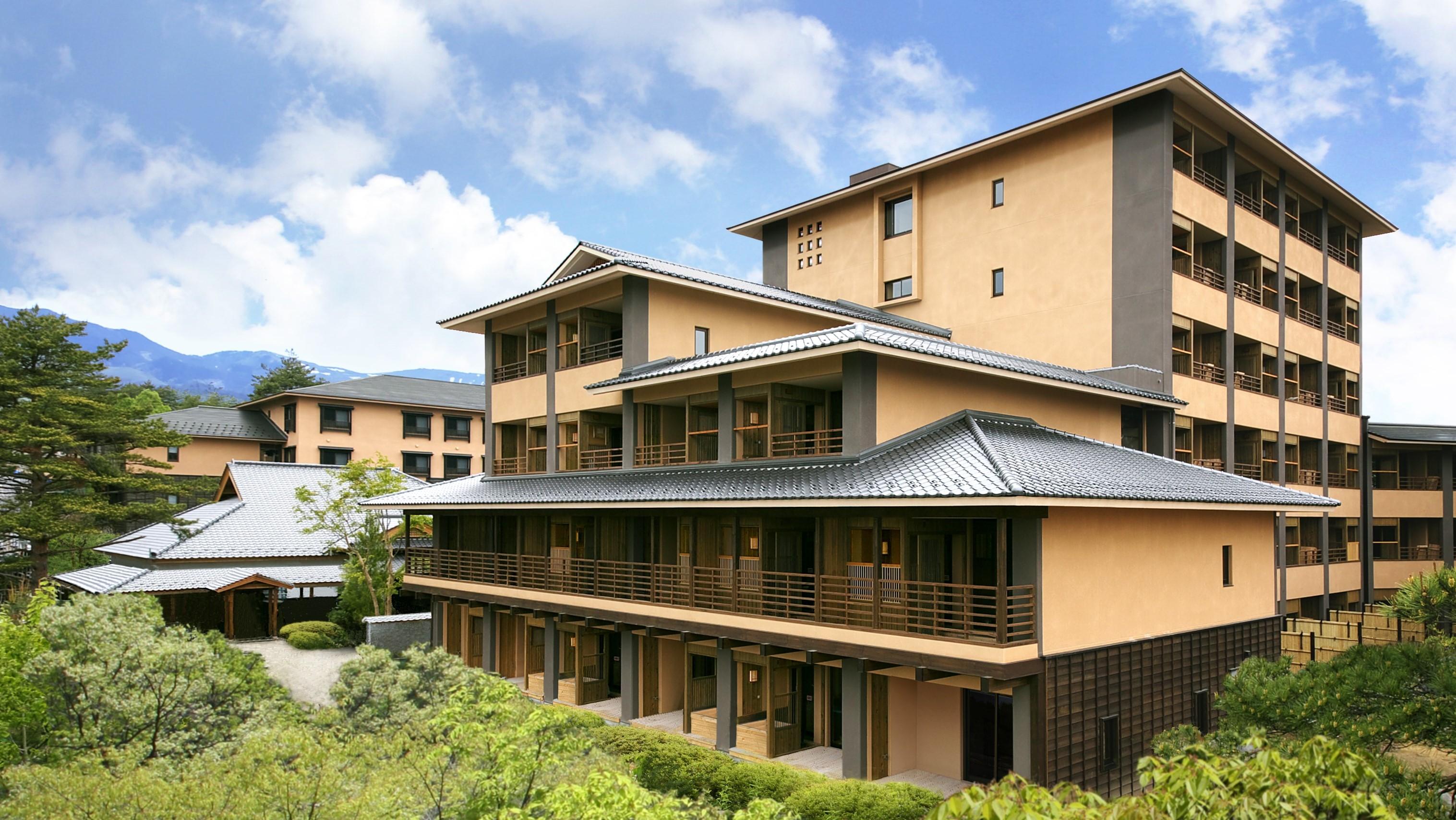 シニアでも行かれる草津温泉でバリアフリーの旅館は?