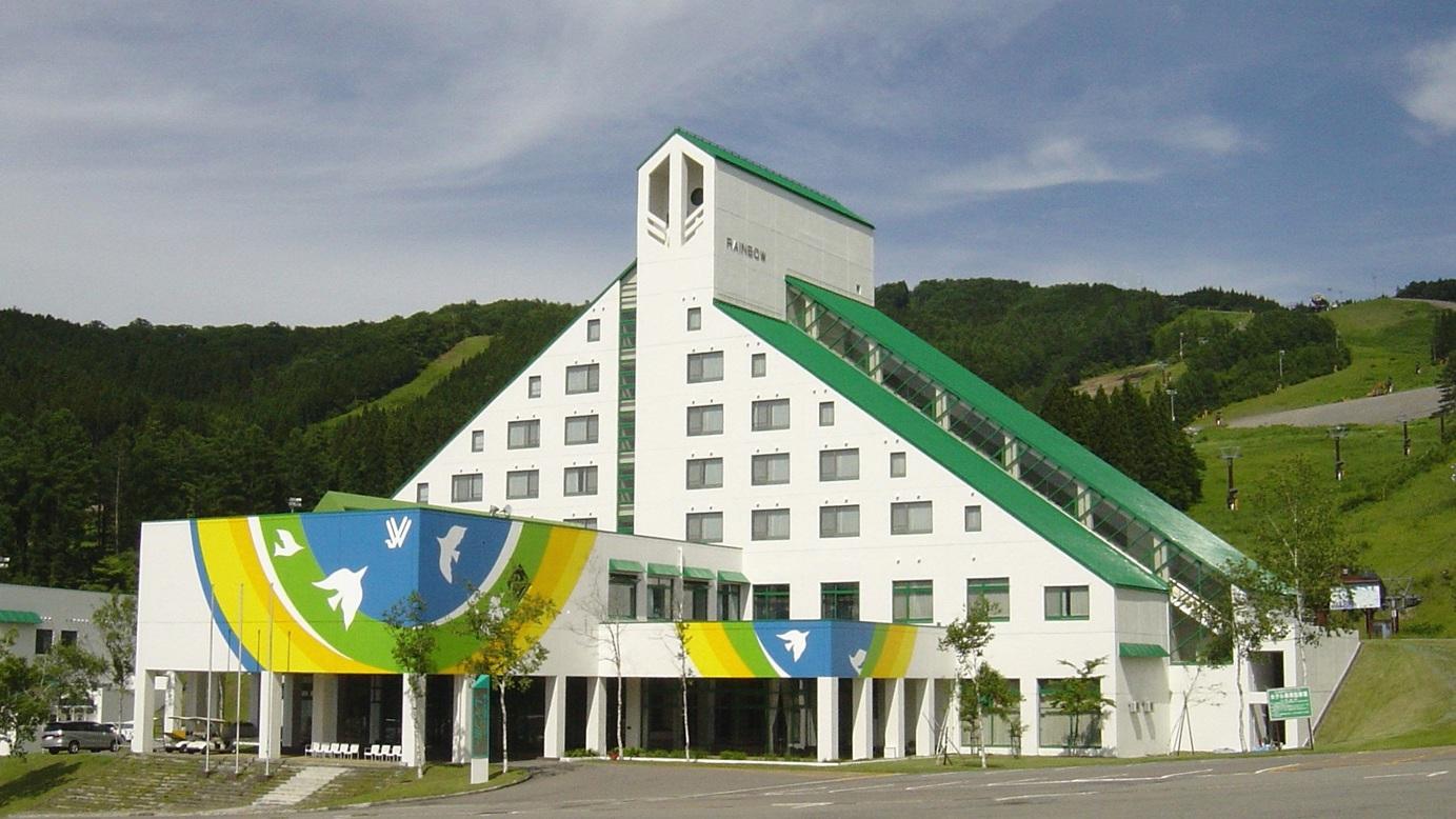 岐阜でアクセス便利なスキー場の宿