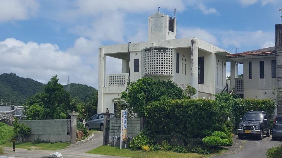 山田家の外観
