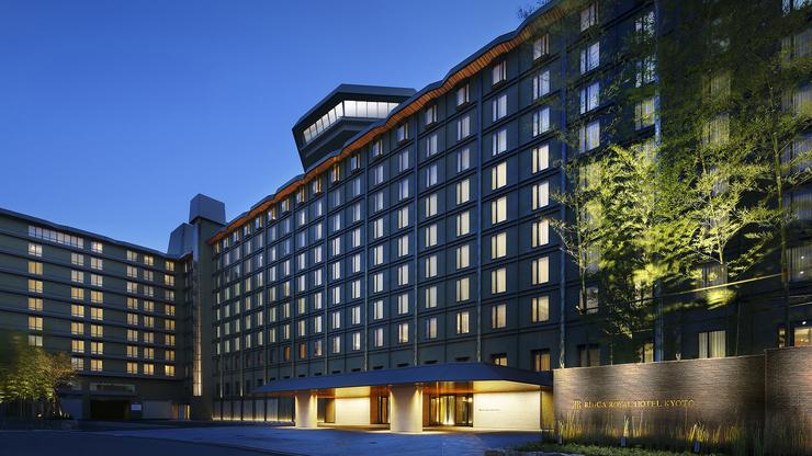 リーガロイヤルホテル京都...