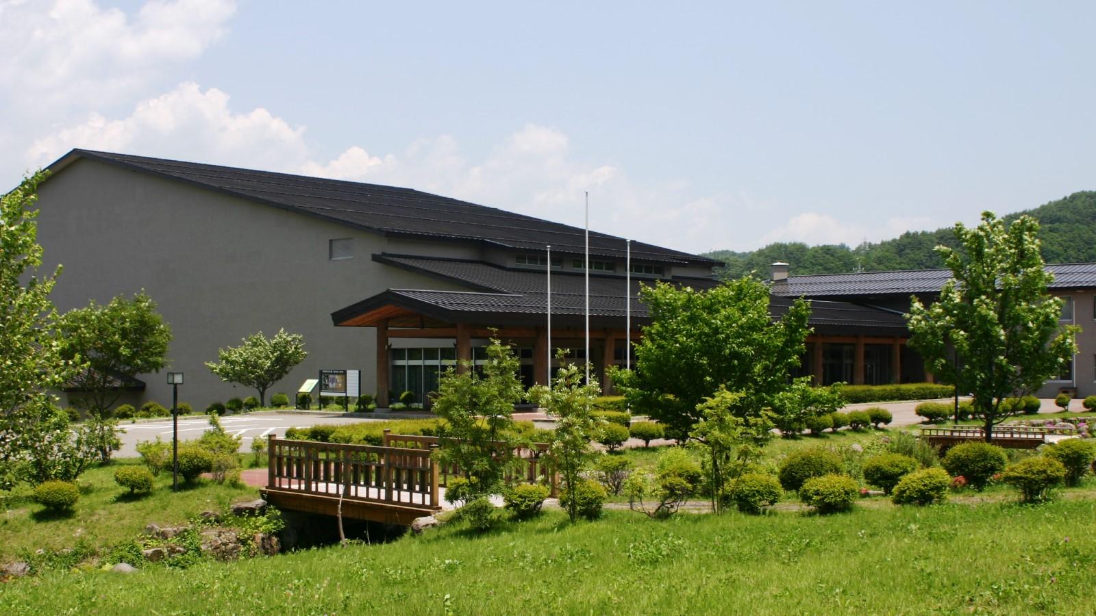 木曽文化公園 駒王