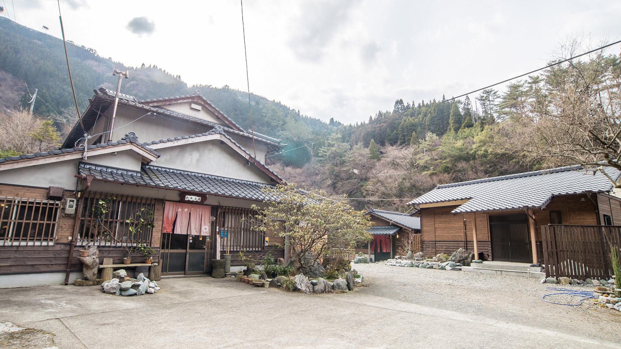 山女魚荘 その1