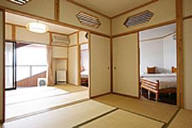夢見る河口湖 コテージ戸沢センターの部屋画像