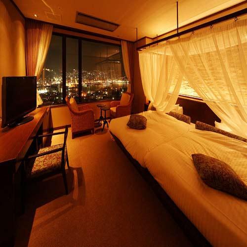 稲佐山温泉 ホテル アマンディ 画像