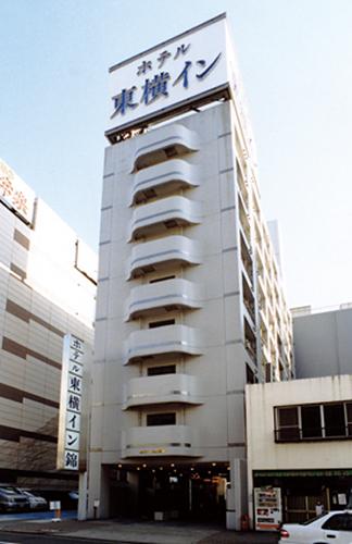 東横イン名古屋錦の外観
