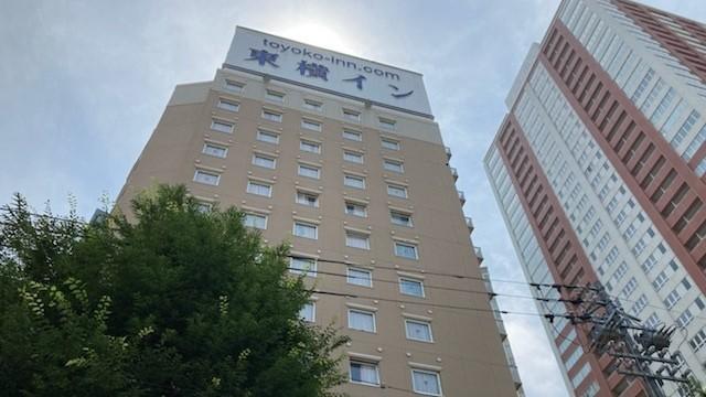 東横イン浜松駅北口の詳細
