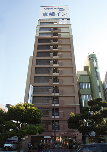東横イン豊橋駅東口