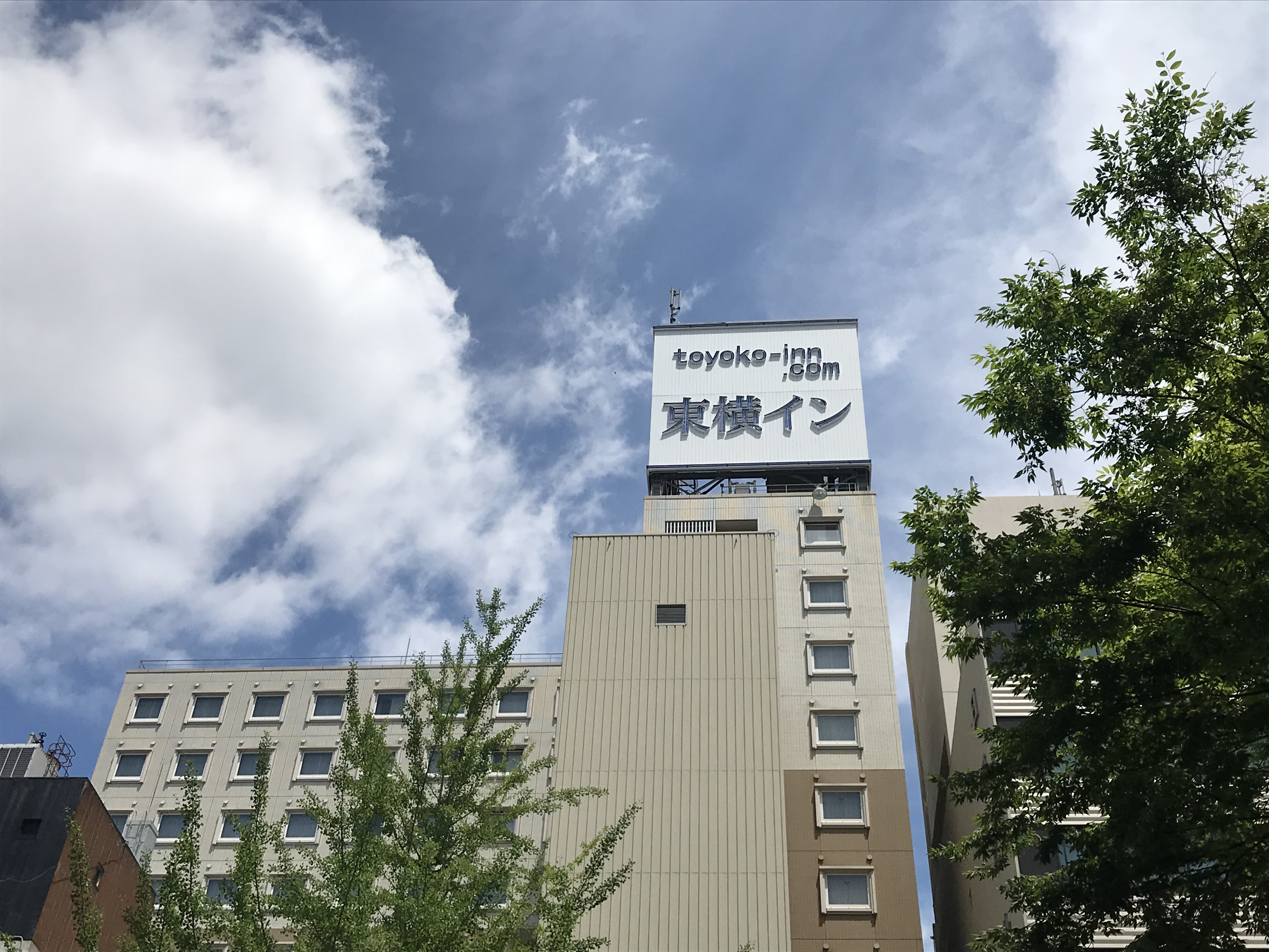 東横イン名古屋栄
