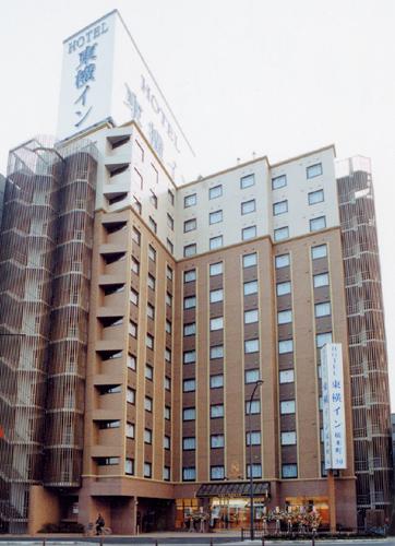 東横イン横浜桜木町の詳細