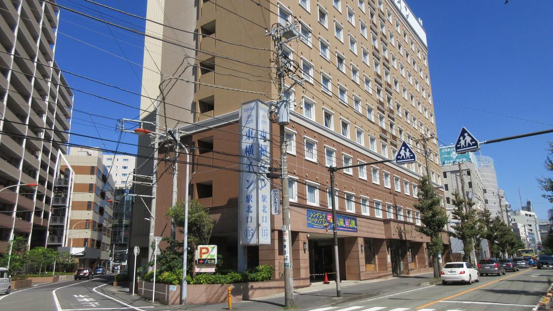 東横イン湘南鎌倉藤沢駅北口の施設画像