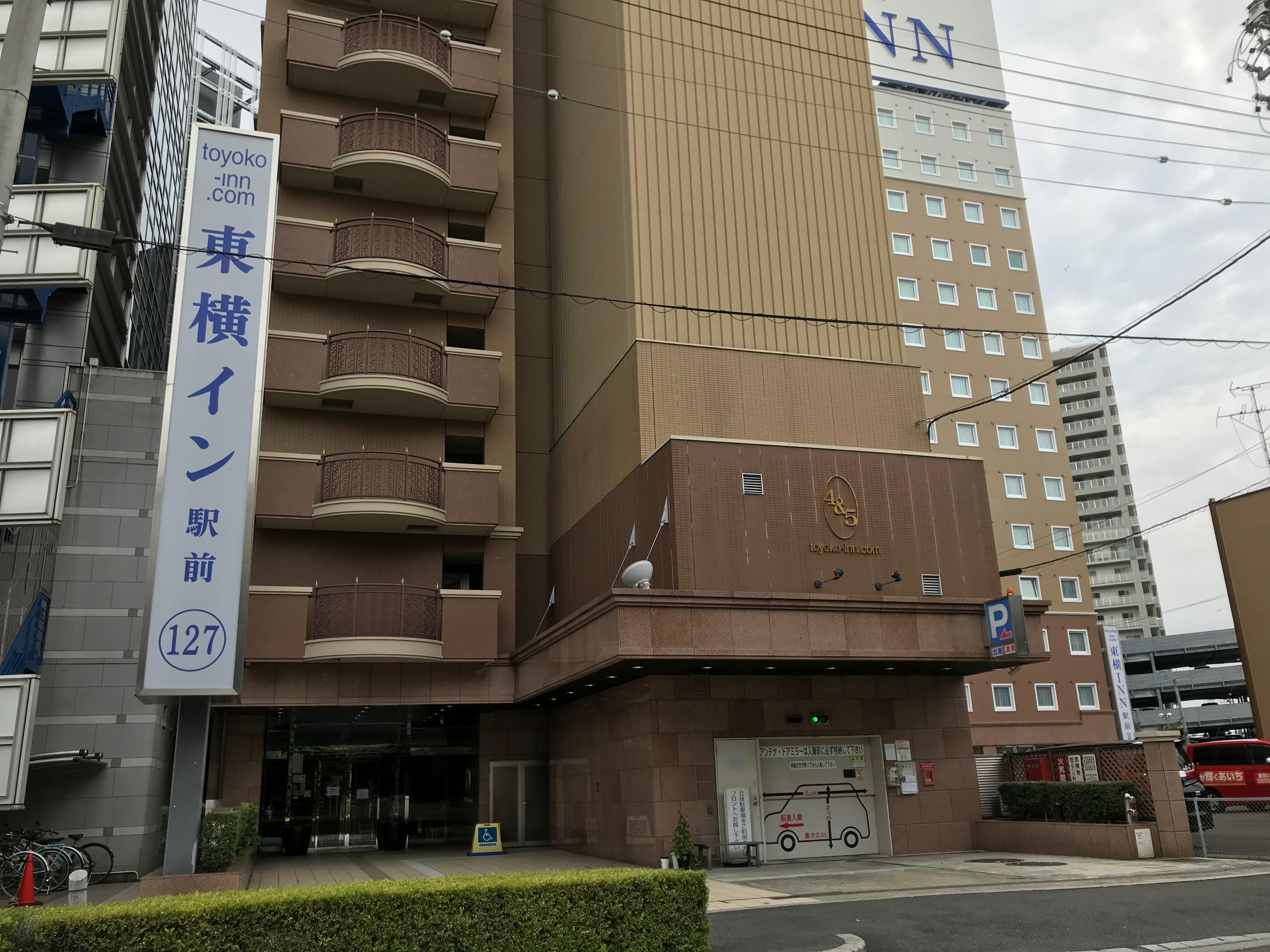 東横イン三河安城駅新幹線南口1の施設画像