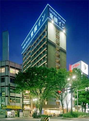 東横イン甲府駅南口2