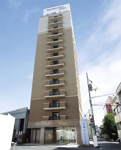 東横イン岡山駅西口広場...