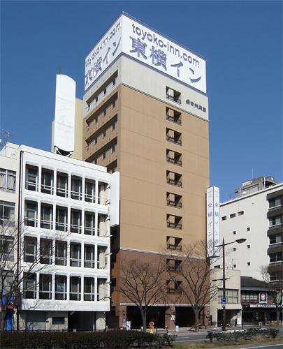 東横イン下関海峡ゆめタワー前(旧:下関駅東口)の画像