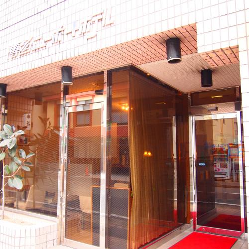 博多ニューポートホテルの外観