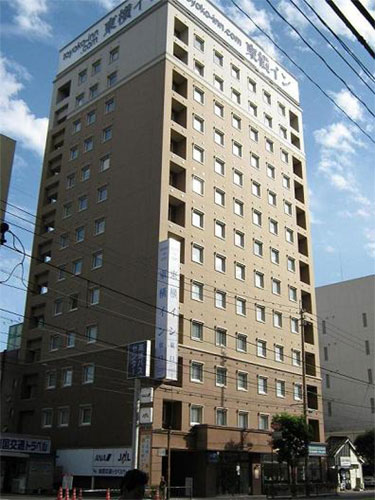 東横イン鹿児島中央駅東口 外観写真