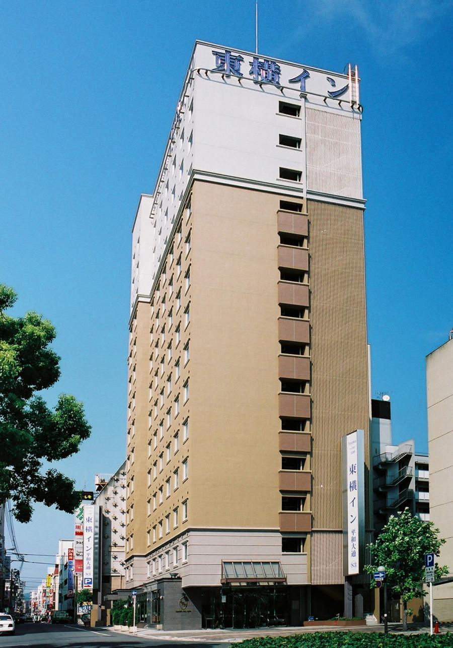 東横イン広島平和大通