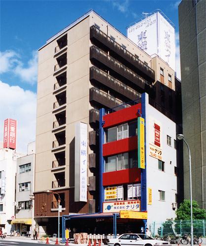 東横イン名古屋駅新幹線口...