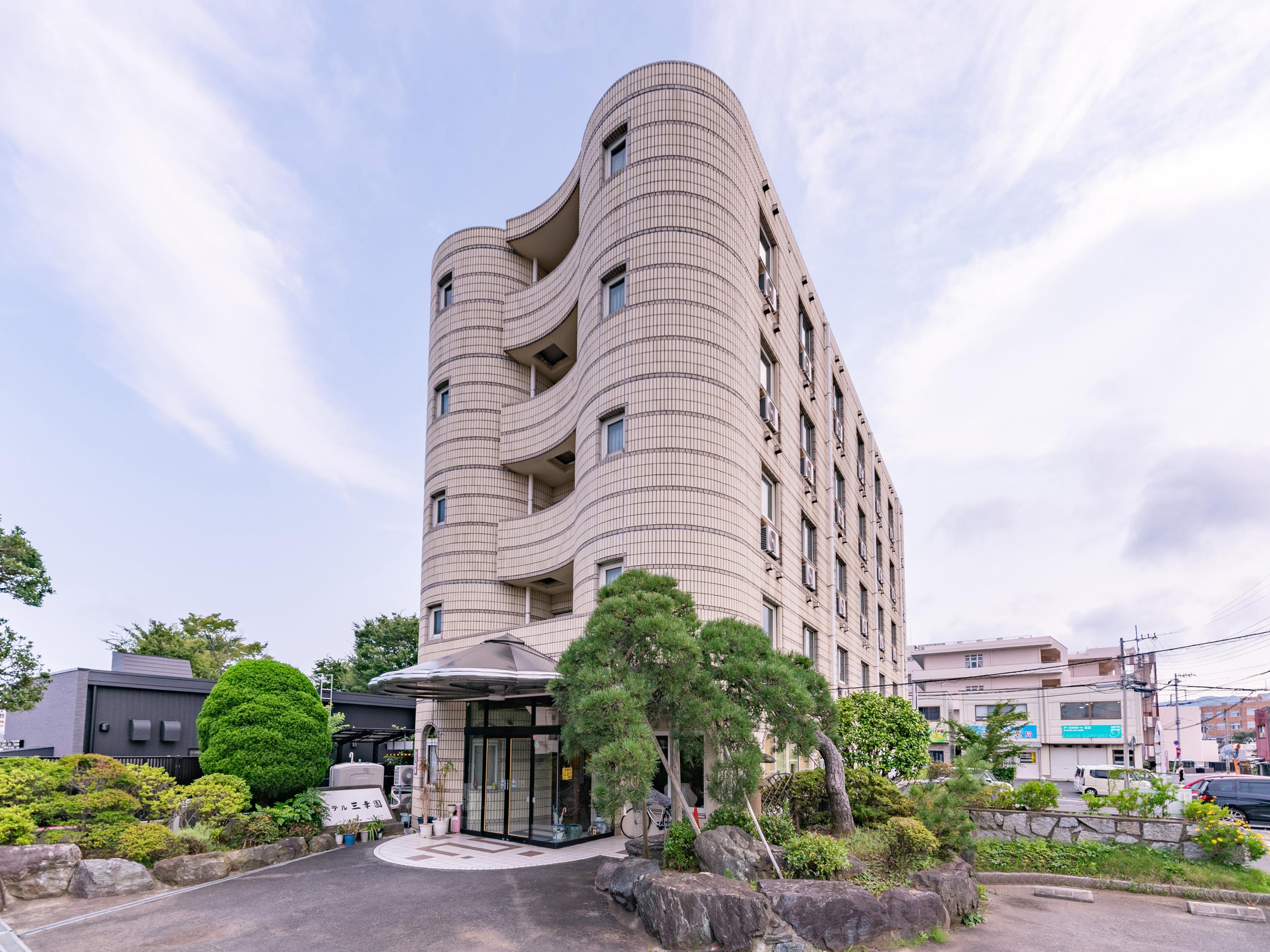 OYOホテル 三幸園