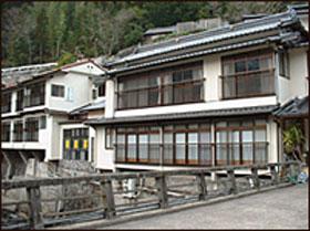 湯の鶴温泉 あさひ荘 その1
