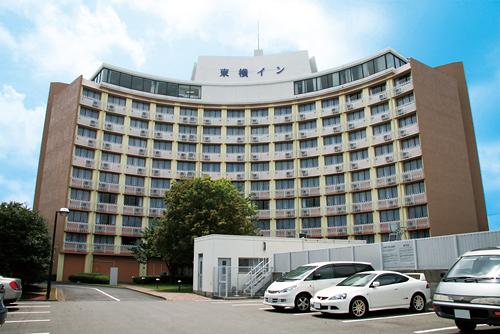 東横イン成田空港本館の外観