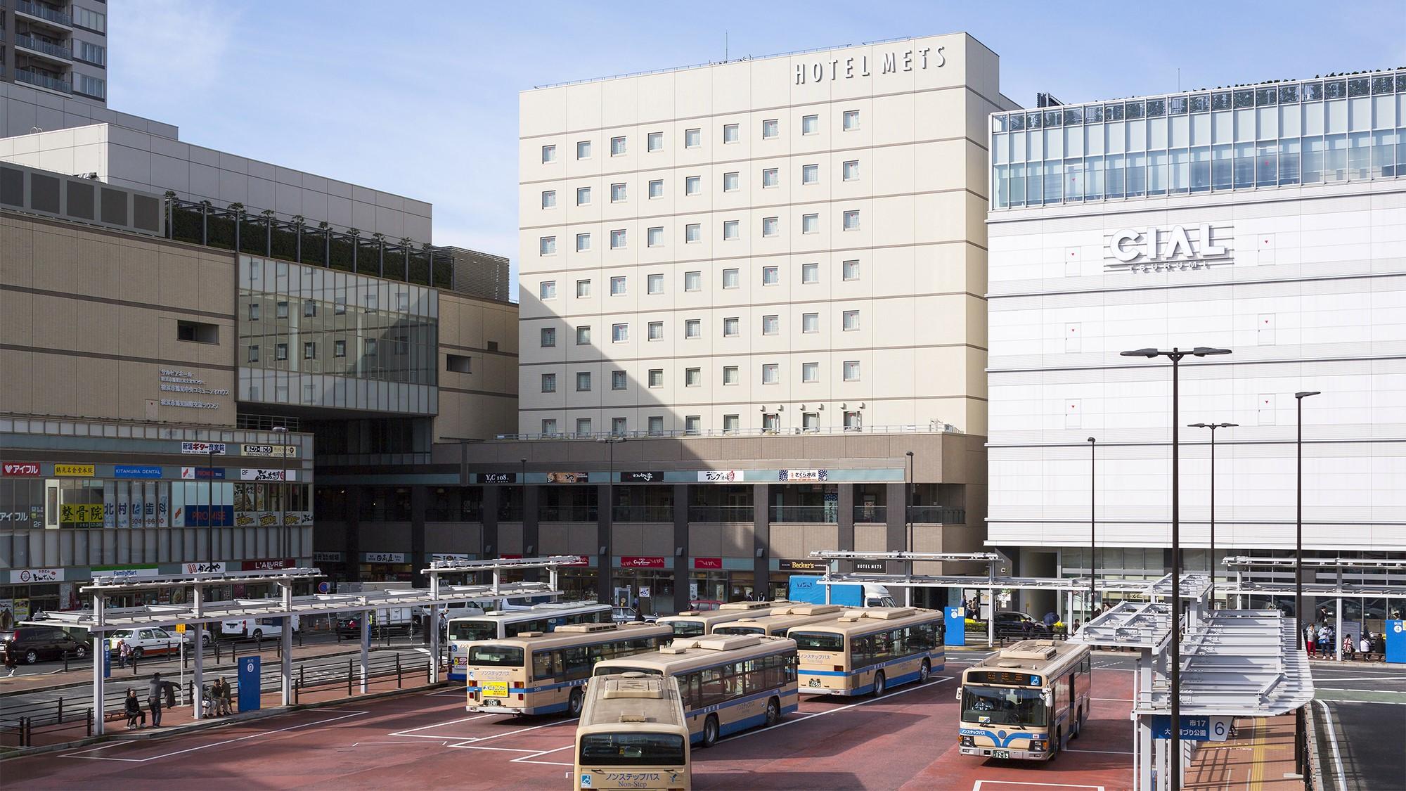 ホテルメッツ横浜鶴見<JR東日本ホテルズ>...
