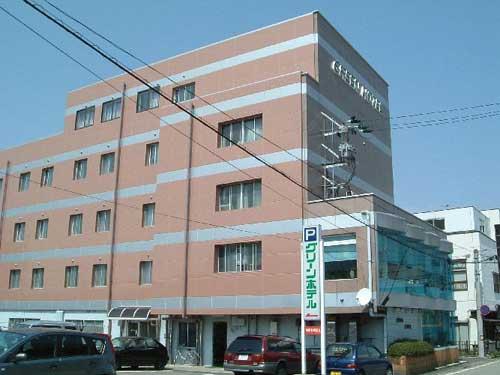【出張】会津若松で大浴場付きの格安ビジネスホテル