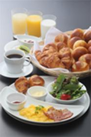 和食・洋食から選べる朝食付きプラン