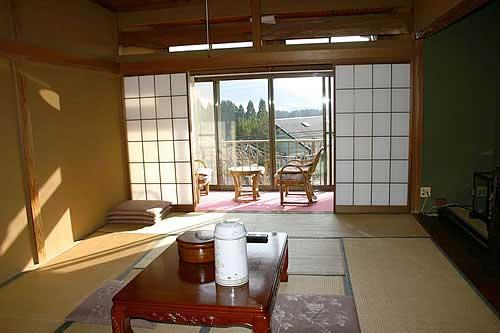 箱根仙石原温泉 金時山荘 画像