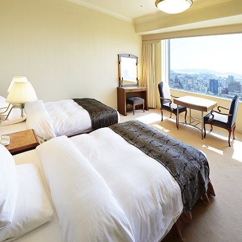 リーガロイヤルホテル広島 の部屋