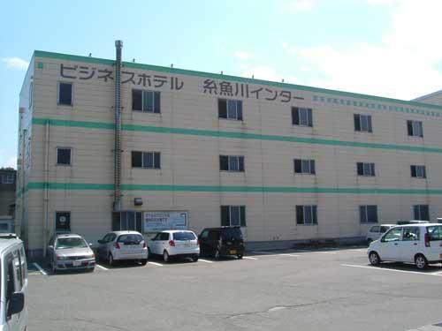 ホテル糸魚川インター