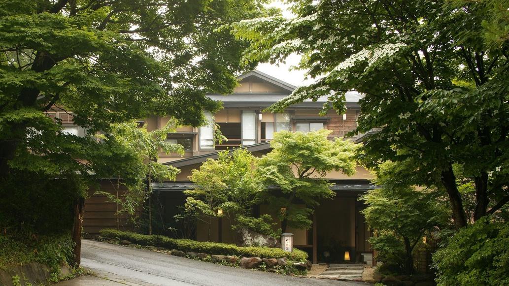 那須温泉のハイクラスな宿!