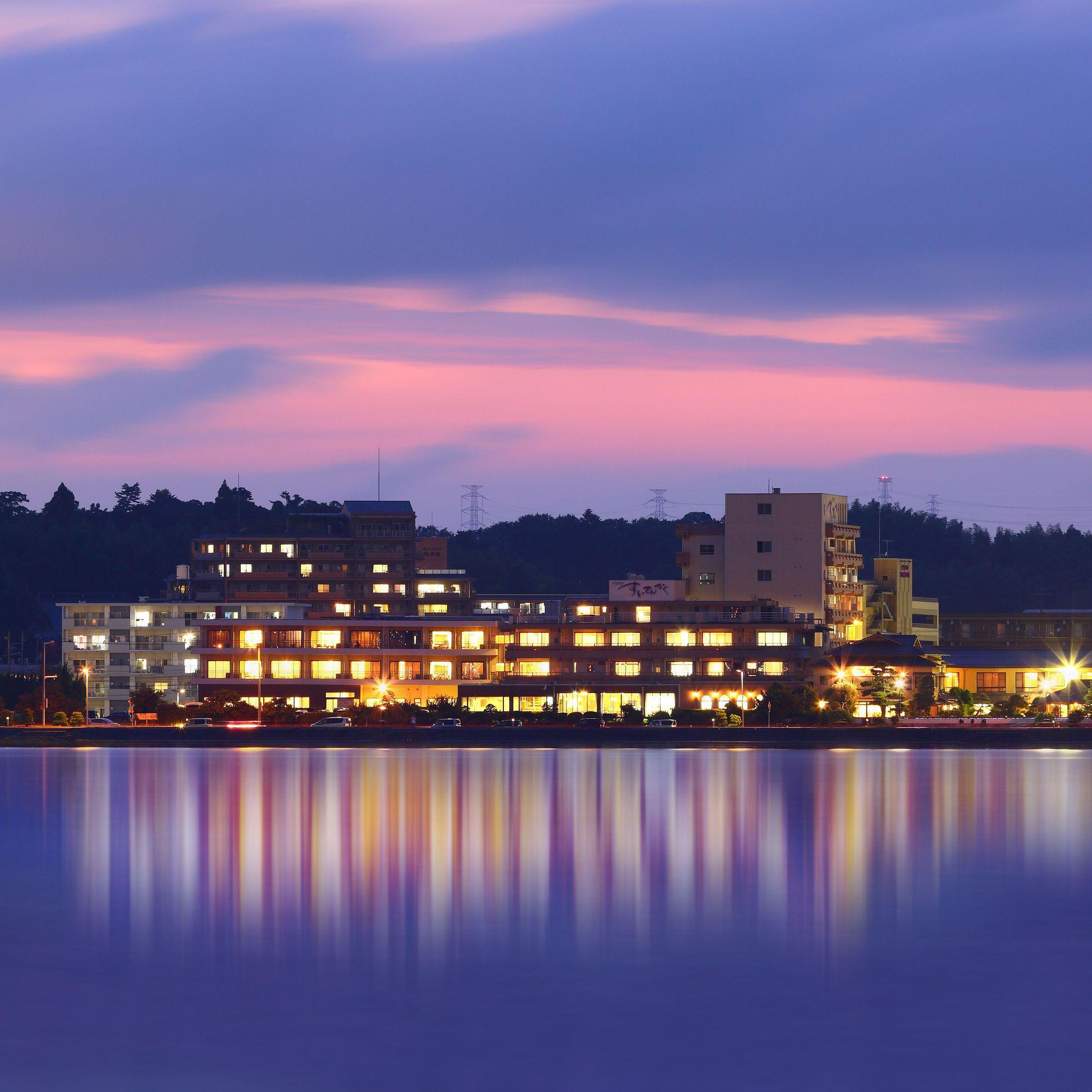 松江の城下町観光をした後に松江しんじ湖温泉に泊まりたい!早期割引や直前割引があるホテル