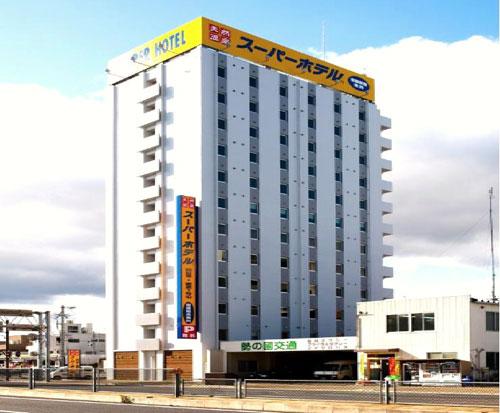 スーパーホテル四日市・国道1号沿...