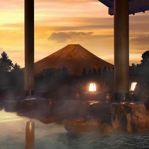 富士山を一望できる宿 ホテルグリーンプラザ箱根 画像