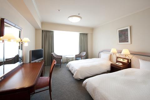 リーガロイヤルホテル小倉の客室の写真