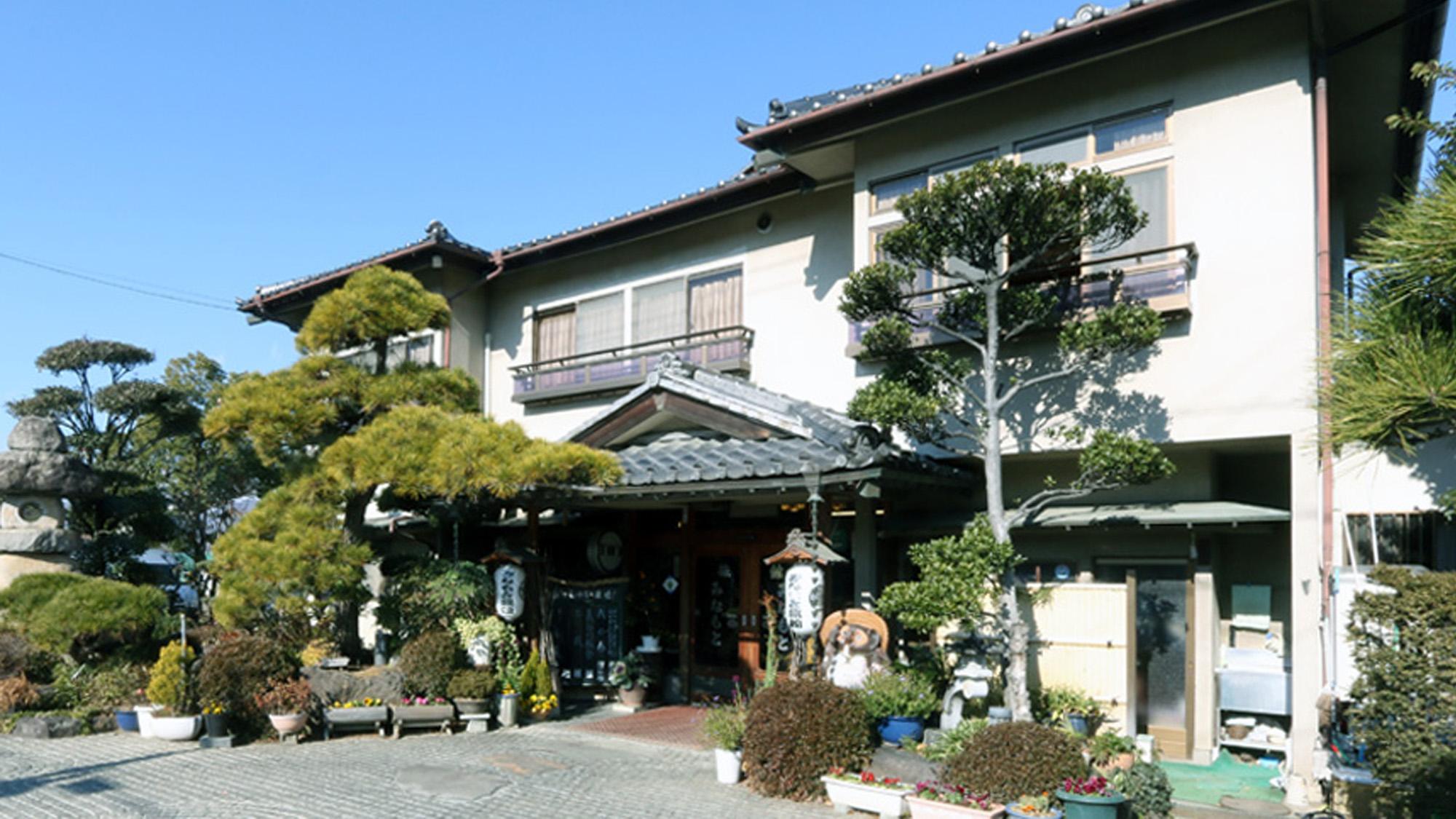石和温泉で、観光地に近く、素泊まりプランがあるところを探しています。