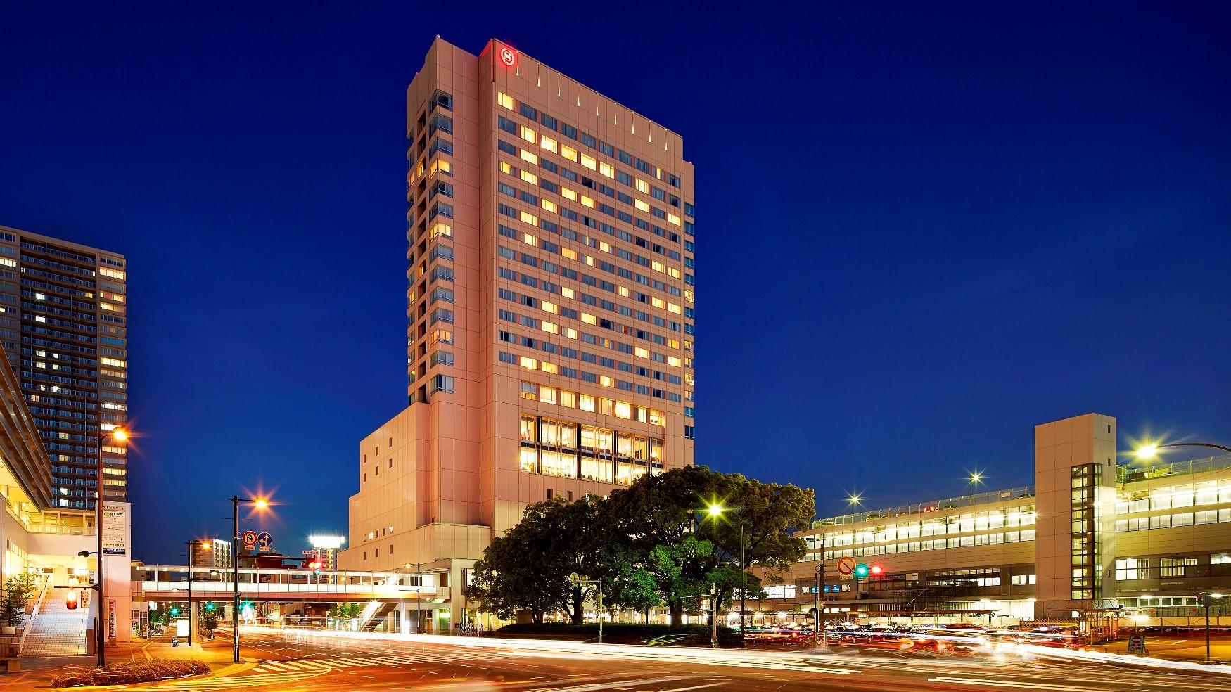 シェラトングランドホテル広島...