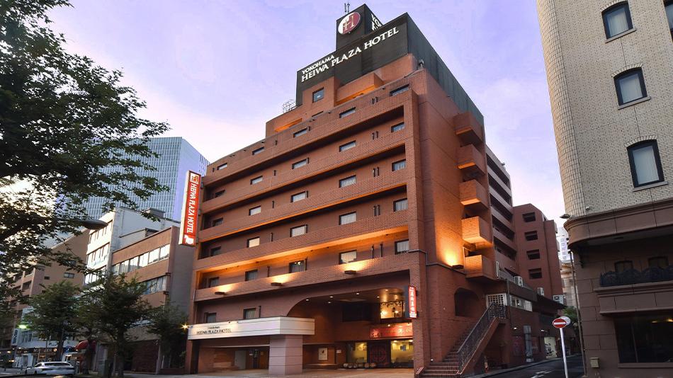 横浜平和プラザホテル...