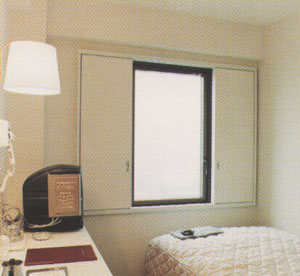 市原インソーシャル五井の客室の写真