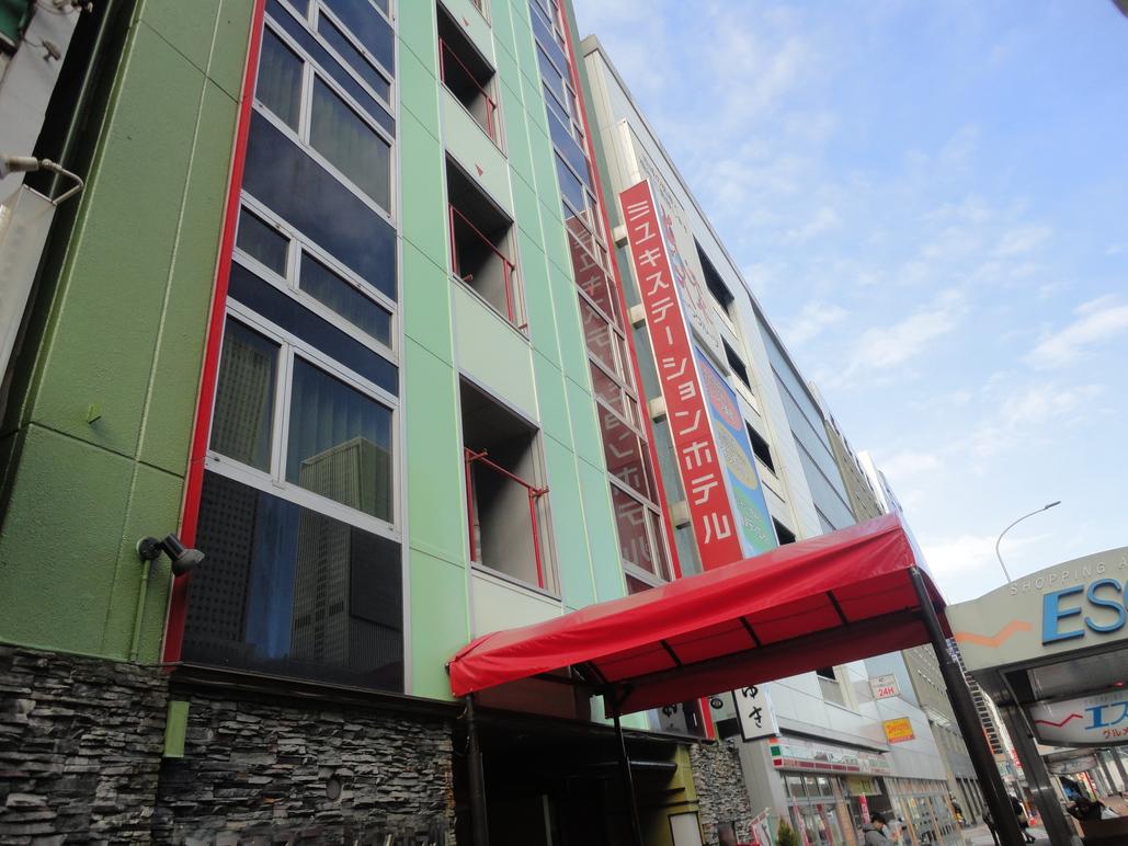 一人で名古屋に宿泊するのにおすすめの格安ホテル