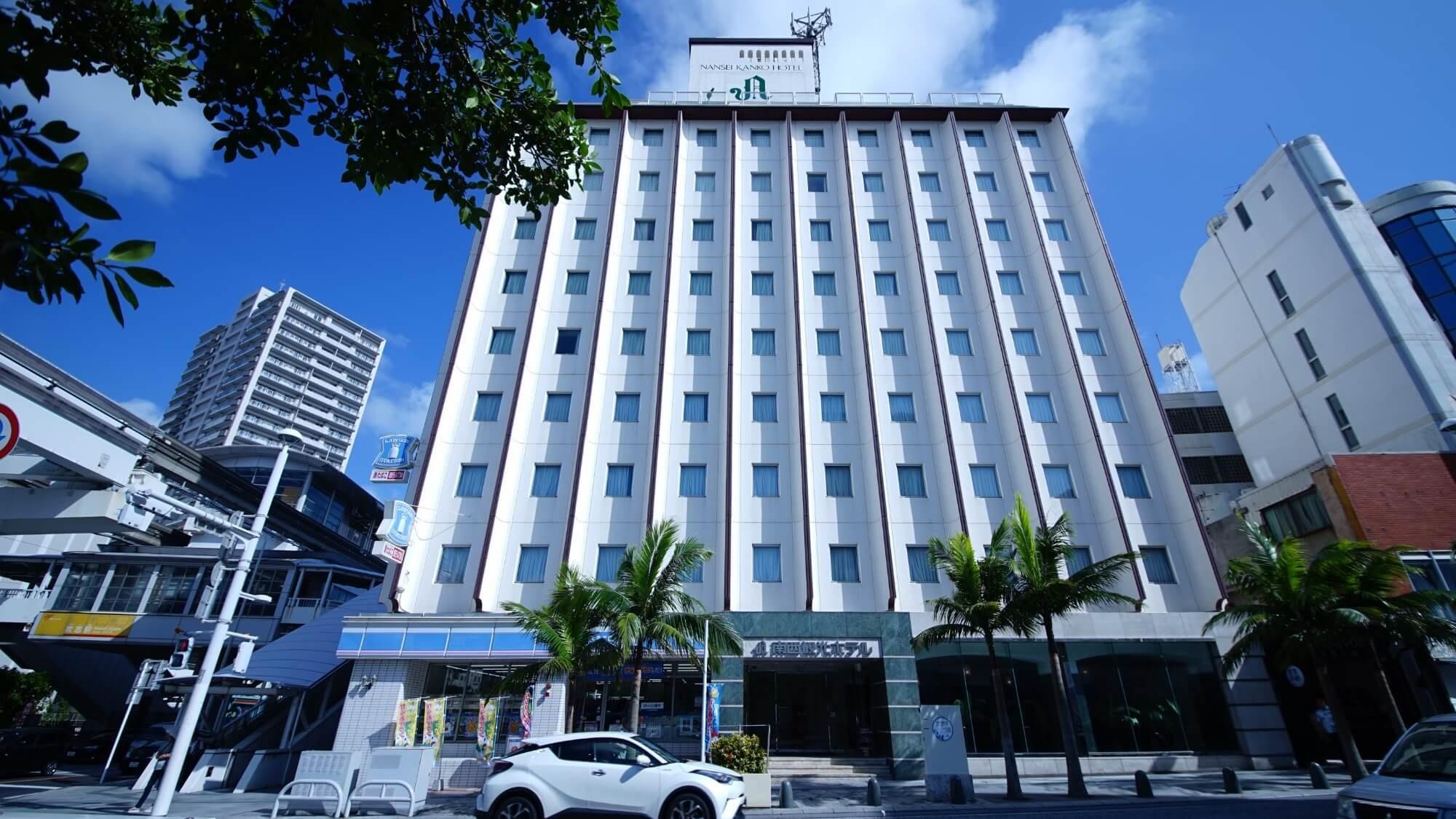 家族4人で沖縄!!おすすめのホテル