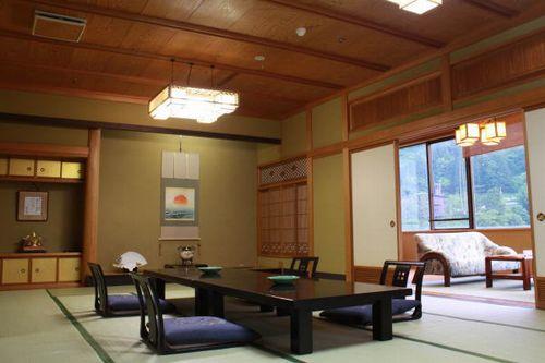 宇奈月温泉 お酒のお宿喜泉(旧:グリーンホテル喜泉) 画像